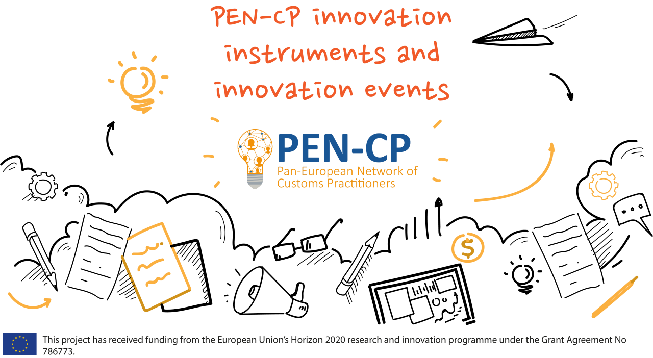 PEN-CP innovation instruments and innovation events