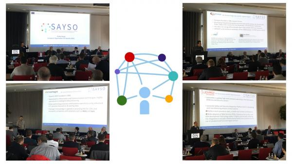 Suppliers presentations at the SAYSO Public Workshop