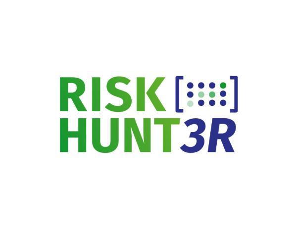 RISK-HUNT3R logo